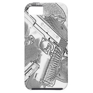 WILSON WHITE IPHONE 5 CASE MATE