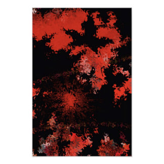 Wilted Fall Poster