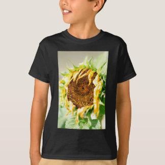 Wilting sunflower T-Shirt