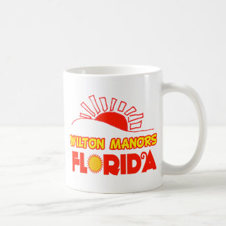 Wilton Manors, Florida Coffee Mug