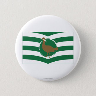 Wiltshire Flag 6 Cm Round Badge
