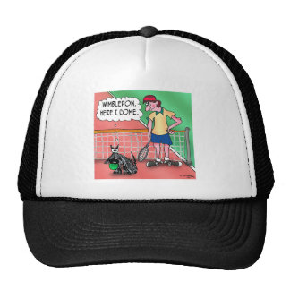 Wimbledon, Here I Come Mesh Hat