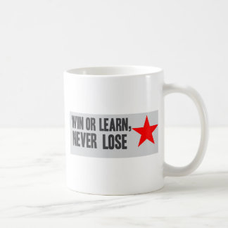 Win or Learn Mug