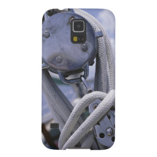 Winch On Boat Galaxy S5 Cases