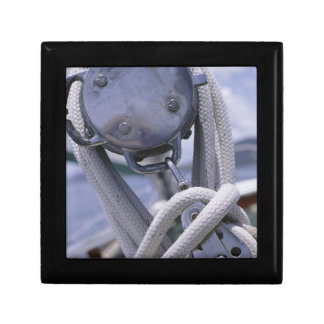 Winch On Boat Gift Box
