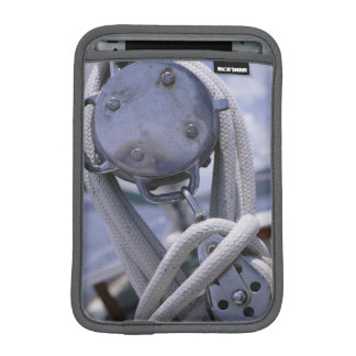 Winch On Boat iPad Mini Sleeve