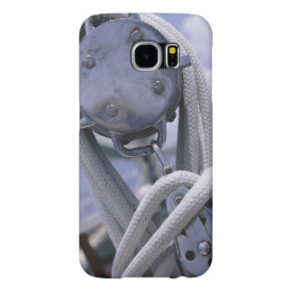 Winch On Boat Samsung Galaxy S6 Cases