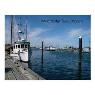 Winchester Bay, Oregon- postcards