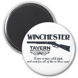 Winchester Beer Refrigerator Magnets