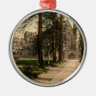 Winchester Cathedral, Hampshire, England Christmas Ornament