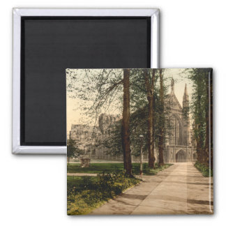 Winchester Cathedral, Hampshire, England Magnet