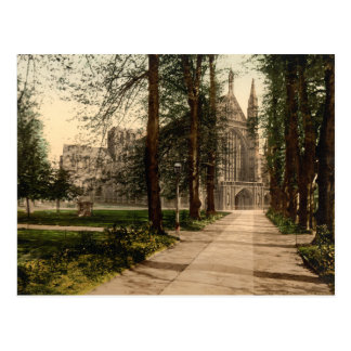 Winchester Cathedral, Hampshire, England Postcard