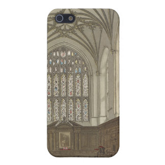 Winchester College Chapel, from 'History of Winche iPhone 5 Case