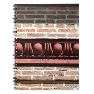 Winchester Egg and Dart Molding Notebooks