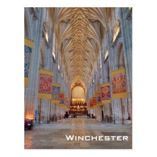 Winchester Postcard