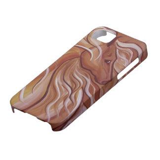 Wind Blown Horse iPhone 5 Case
