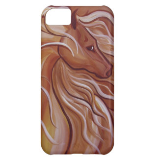 Wind Blown Horse Case For iPhone 5C