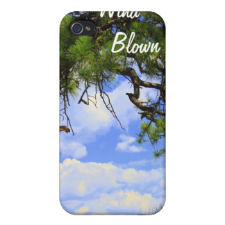 Wind Blown - iPhone4g case Cases For iPhone 4