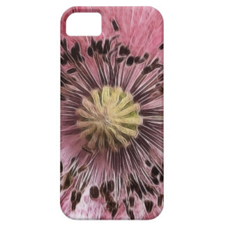 Wind Blown Poppy Barely There iPhone 5 Case