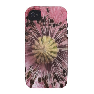 Wind Blown Poppy Case-Mate iPhone 4 Cover