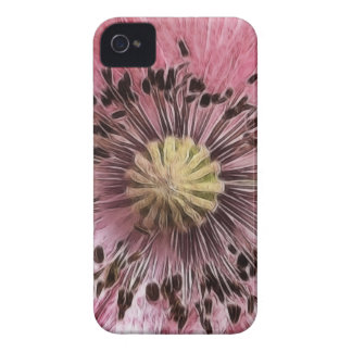 Wind Blown Poppy Case-Mate iPhone 4 Cases