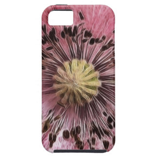 Wind Blown Poppy iPhone 5 Cover