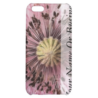 Wind Blown Poppy Cover For iPhone 5C
