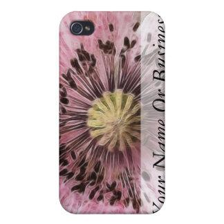 Wind Blown Poppy iPhone 4/4S Case