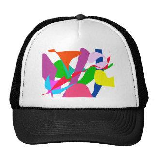 Wind Mesh Hats