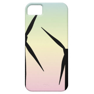 Wind Farm Morning iPhone 5 Covers