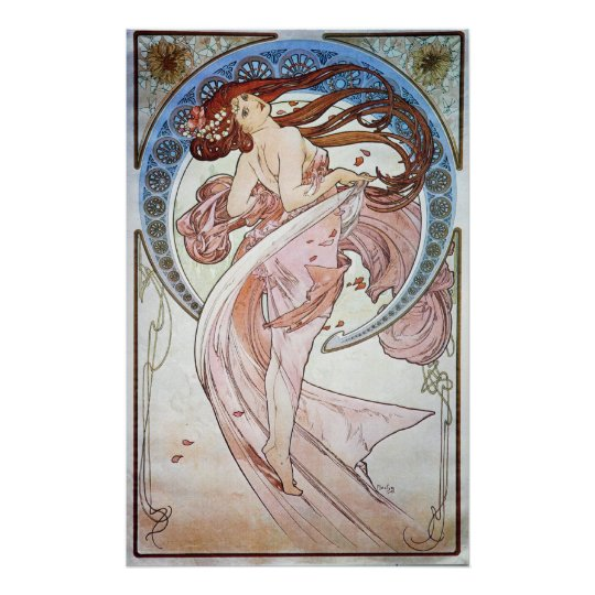 Wind Goddess Poster