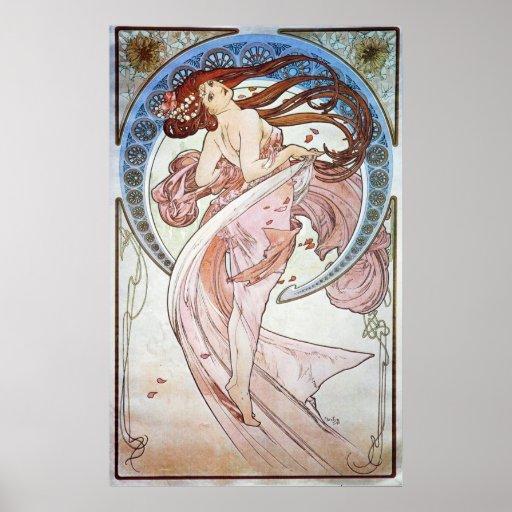 Wind Goddess Print