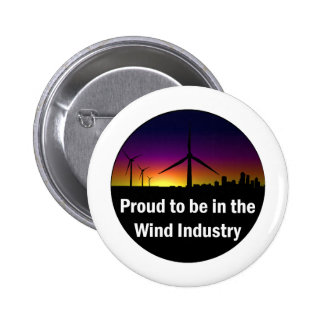 Wind Industry - Button