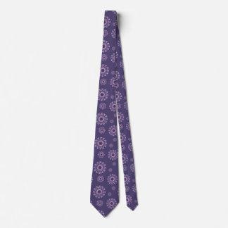 Wind Mandala Men's Neck Tie