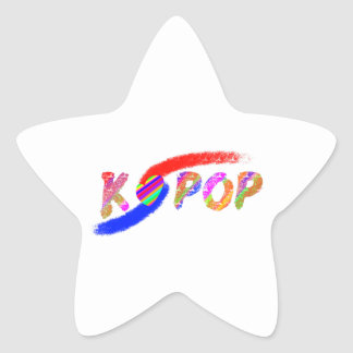 Wind of K-pop Star Sticker