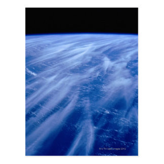 Wind Patterns Postcard