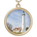 Wind Point Lighthouse Necklaces
