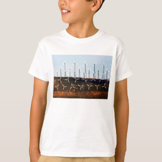 Wind Power (4) T-shirts