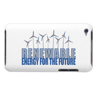 Wind Power Barely There iPod Cover
