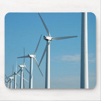 Wind Power Mouse Mat