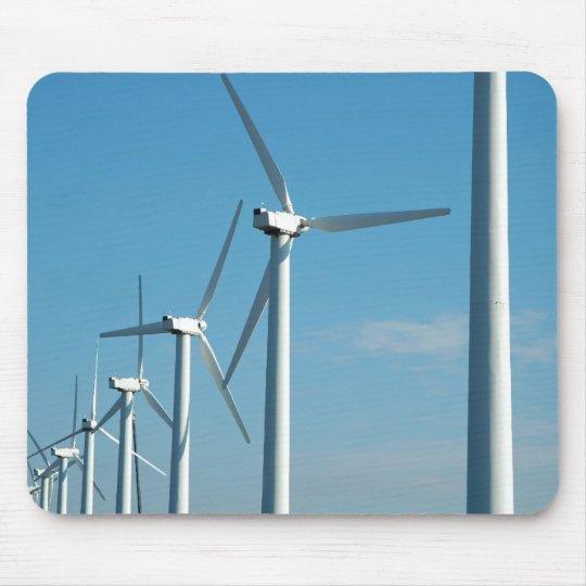 Wind Power Mouse Mat
