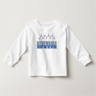 Wind Power Turbines Toddler T-Shirt