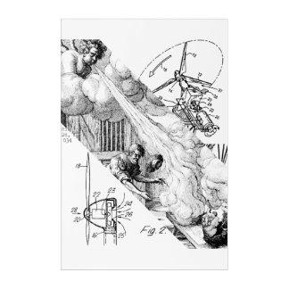 Wind Powered Acrylic Print