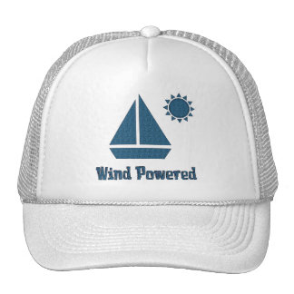 Wind Powered Hats