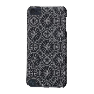 Wind Rose Compass Pattern iPod Touch 5G Covers