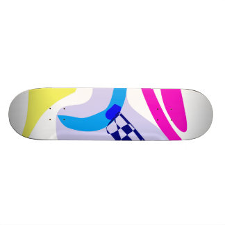Wind Says Skateboard Deck