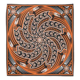 Wind Spirit Orange Bandana