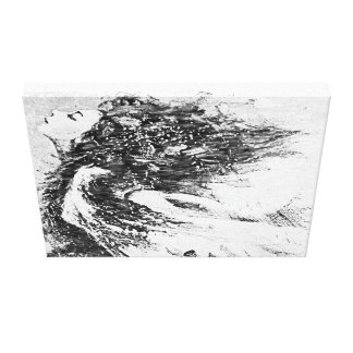 Wind Stretched Canvas Print