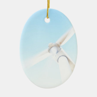 Wind Tower Christmas Ornament
