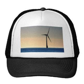 Wind Turbine Cap